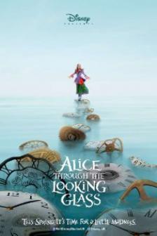 Alice Through the Looking Glass - อลิซ ผจญมหัศจรรย์เมืองกระจก