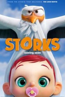 Storks - บริการนกกระสาเบบี๋เดลิเวอรี่