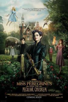 Miss Peregrine's Home for Peculiar Children - บ้านเพริกริน เด็กสุดมหัศจรรย์