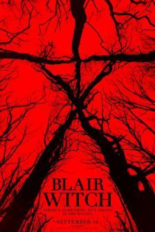 Blair witch - แบลร์ วิทช์ ตำนานผีดุ