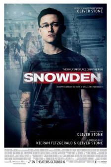 Snowden - สโนว์เดน อัจฉริยะจารกรรมเขย่ามหาอำนาจ