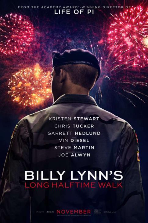 Billy Lynn's Long Halftime Walk - บิลลี่ ลินน์ วีรบุรุษสมรภูมิเดือด