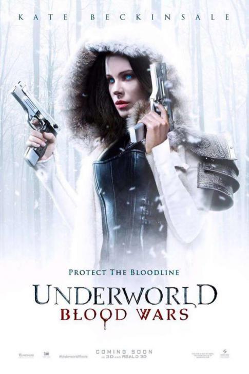 Underworld 5 - มหาสงครามล้างพันธุ์อสูร