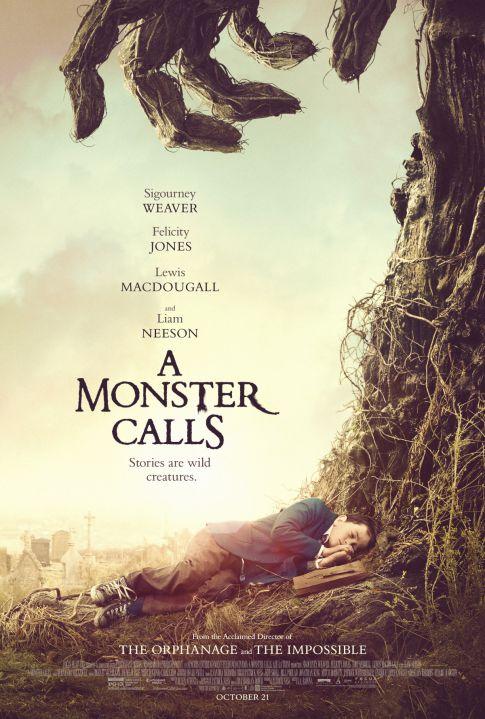 A Monster Calls - มหัศจรรย์เรียกอสูร