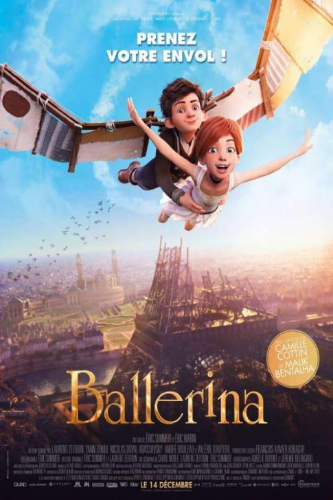 Ballerina - สาวน้อยเขย่งฝัน