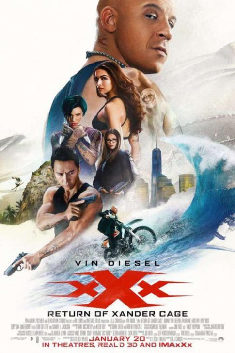 xXx: Return of Xander Cage - xXx ทลายแผนยึดโลก
