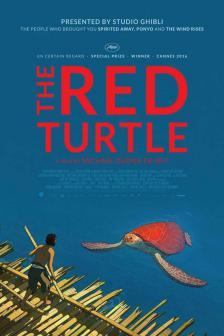 The Red Turtle - เต่าแดง