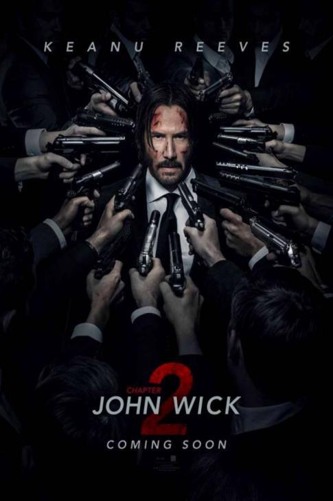 John Wick : Chapter 2 - แรงกว่านรก 2