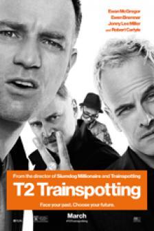 T2 Trainspotting - ทีทู ทรานสปอร์ตติ้ง