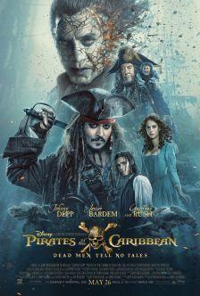 Pirates of the Caribbean: Dead Men Tell No Tales สงครามแค้นโจรสลัดไร้ชีพ