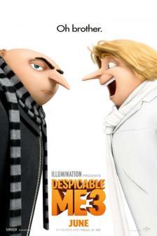 Despicable Me 3 - มิสเตอร์แสบ ร้ายเกินพิกัด 3