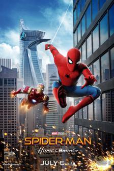 Spider-Man: Homecoming - สไปเดอร์แมน: โฮมคัมมิ่ง