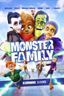 Monster Family - ครอบครัวตัวป่วน ก๊วนปีศาจ