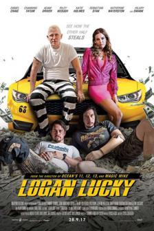 Logan Lucky - แผนปล้นลัคกี้ โชคดีนะโลแกน