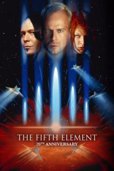 The Fifth Element - รหัส 5 คนอึดทะลุโลก