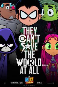 Teen Titans Go! To the Movies - ทีน ไททันส์ โก!