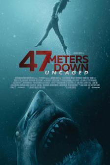 47 Meters Down: Uncaged 47 ดิ่งลึกสุดนรก