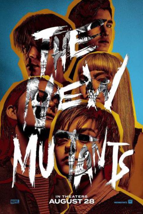 The New Mutants - มิวแทนท์รุ่นใหม่