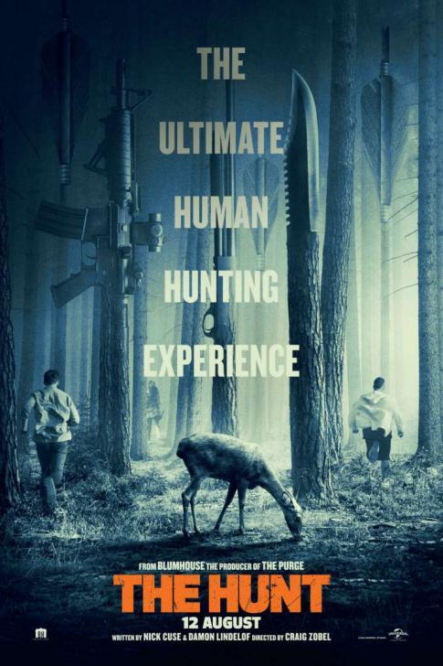 The Hunt - จับ ล่า ฆ่า โหด