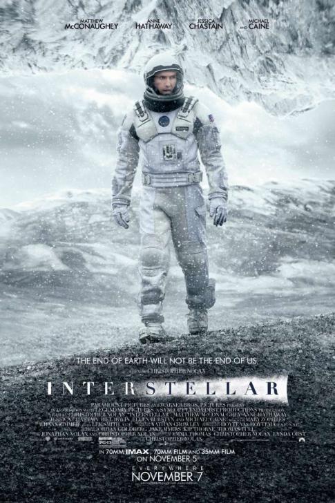 Interstellar(Digital) - ทะยานดาวกู้โลก(ดิจิตอล)